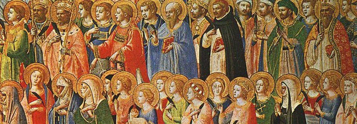 All Saints Day - Seton Shrine