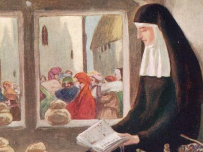 All Shall Be Well With Julian of Norwich and Mother Seton