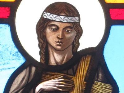 St. Kateri Tekakwitha and St. Elizabeth Ann Seton — Two Saints Guiding Us Through Hard Times