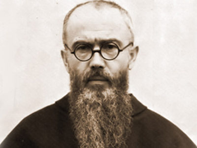The Call, the Cross, the Crown: Mother Seton and Maximilian Kolbe