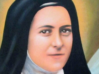 Surrender at the Speed of Light with St. Therese of Lisieux and St. Elizabeth Ann Seton